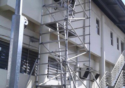 Instant UpRight Aluminium Scaffolding For Sale